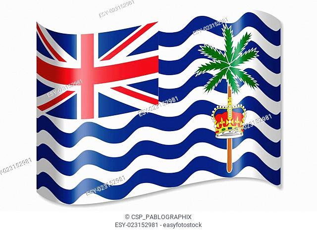 The British Ocean Indian Territory