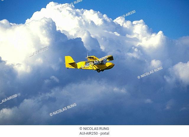 Aerian Leisure - Microlight - Avid Flyer Amphibian