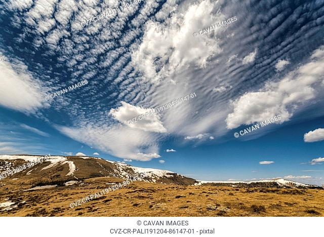 Cloudscape in the Pecos Wilderness