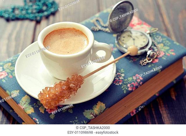 Cup of esspresso