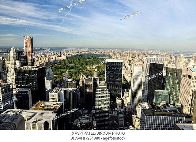 Central Park, Manhattan, New York City, USA