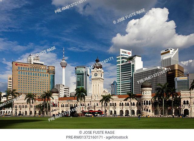 Sultan Abdul Samad Building, Merdeka Square, Kuala Lumpur, Malaysia, November 2010