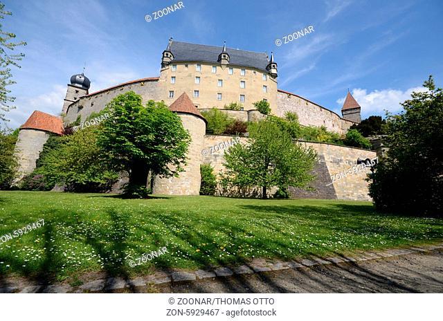 castle coburg franconia