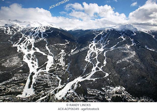 Whistler Blackcomb Ski Resort, Whistler, British Columbia, Canada