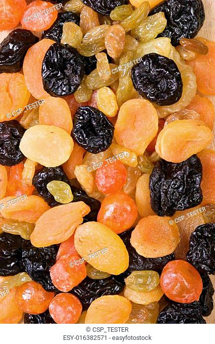 dried fruit slices