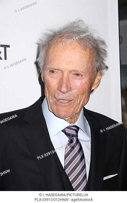 """Clint Eastwood 11/20/2019 AFI Fest 2019 Gala Screening """"""""Richard Jewell"""""""" held at the TCL Chinese Theater in Los Angeles, CA. Photo by I"""