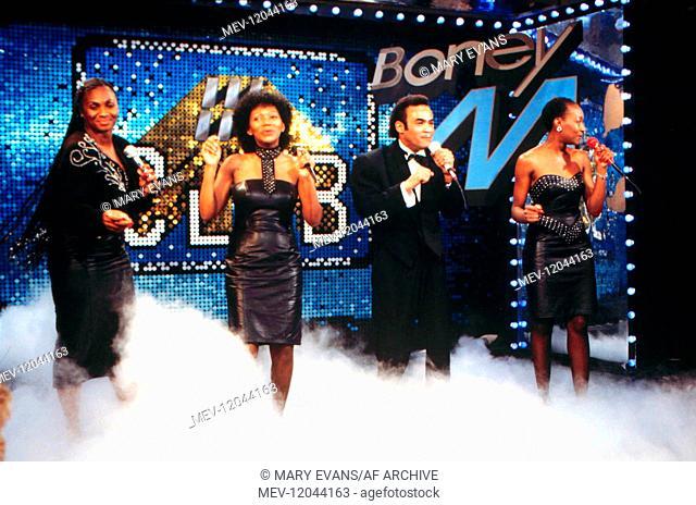 Boney M Pop Group 01 May 1980