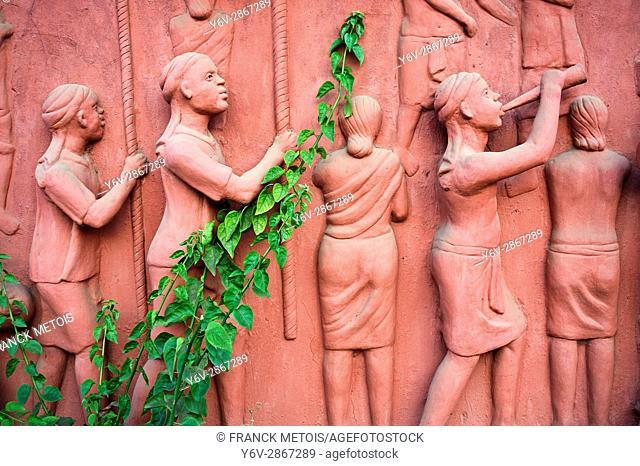 Terracotta ( Bastar region, Chhattisgarh state, India)