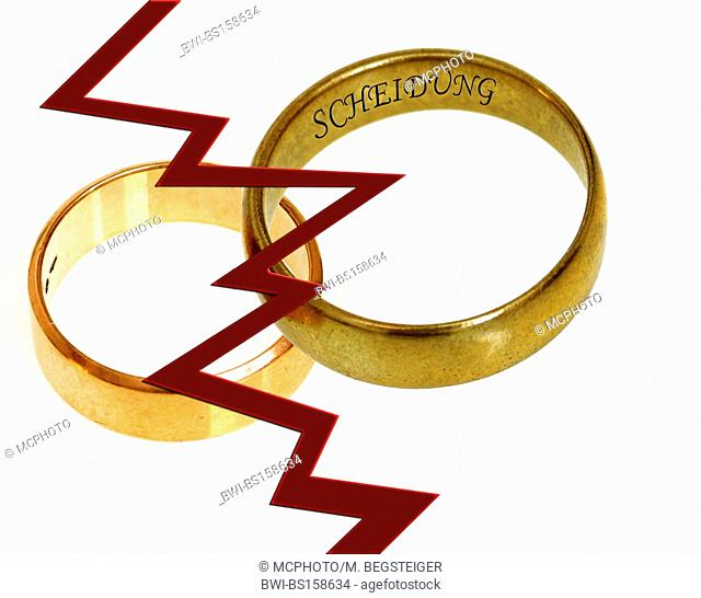 symbolic for divorce