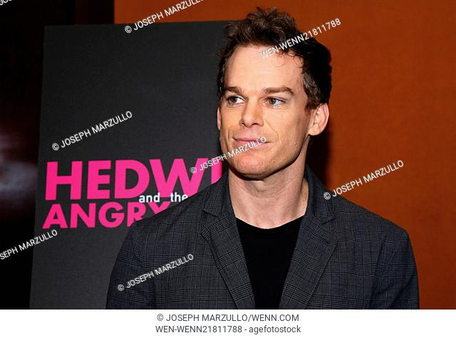 Michael c hall at premiere of six feet under ny 2192003 by cj meet and greet for the cast change at hedwig and the angry inch meet held at the lambs club featuring michael c hall where new york new york u m4hsunfo