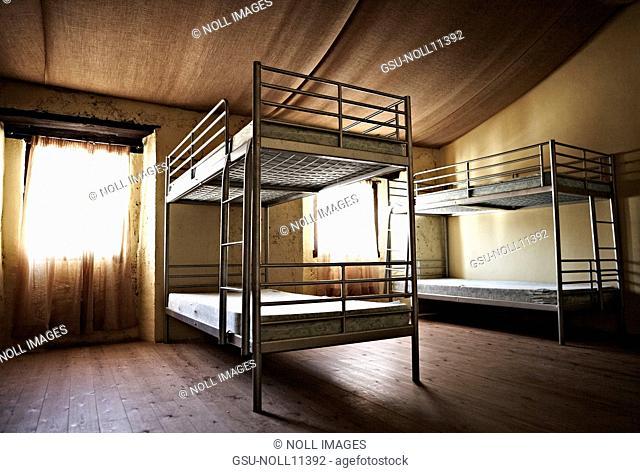 Bunkbed, Bedroom, Sleeping