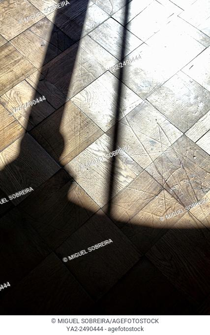 Parquet Flooring Shadow