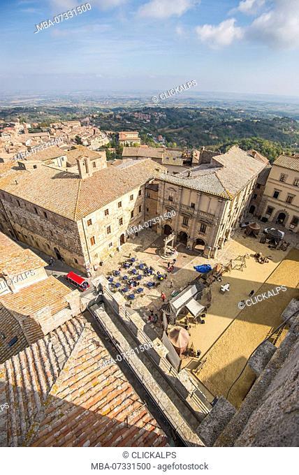 Montepulciano, Tuscany, Italy, Europe