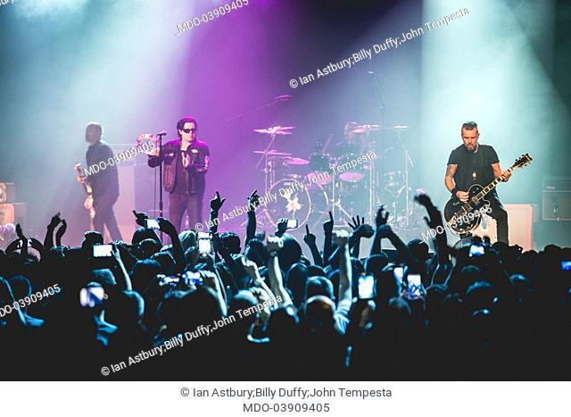The Cult in concert at Alcatraz. Milan, Italy. 26th June 2017