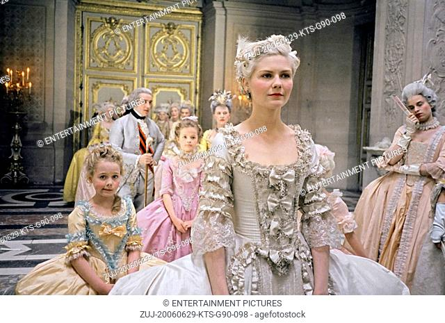 RELEASE DATE: October 20, 2006. MOVIE TITLE: Marie Antoinette. STUDIO: Columbia Pictures. PLOT: The retelling of France's iconic but ill-fated queen