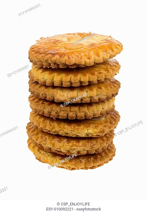 a typical dutch cookie