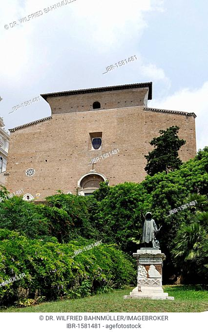 Church of Santa Maria in Aracoeli, Capitoline Hil, Rome, Italy, Europe