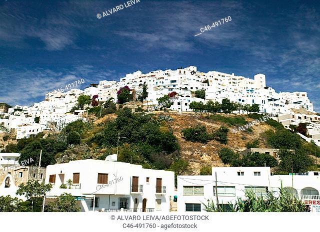 Mojácar. Almería province, Andalusia, Spain