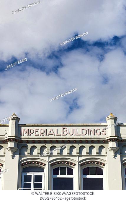 New Zealand, North Island, Wanganui, The Imperial Buildings