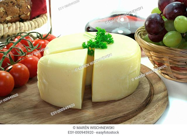 Käsemahlzeit