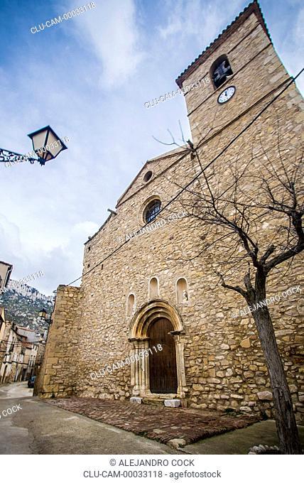 Church of Sant Jaume, Tarragona, Barcelona, Catalonia, Spain, Europe