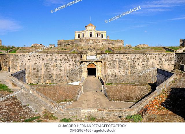 Fort of Graca. World Heritage. Elvas. Alentejo. Portugal