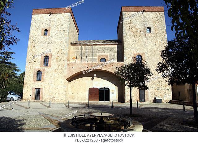 Museum of Badajoz, Extremadura, Spain