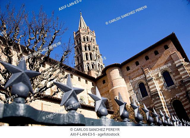 Toulouse, Haute-Garonne, Midi-Pyranees, France