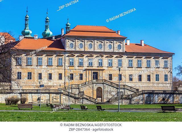 Castle of Dux, Duchcov, Czech Republic, Europe