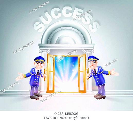 Door to Success and Doormen