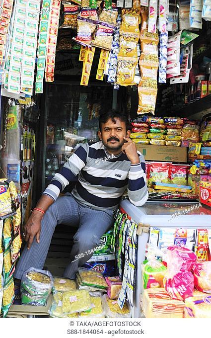Shop in Paharganj