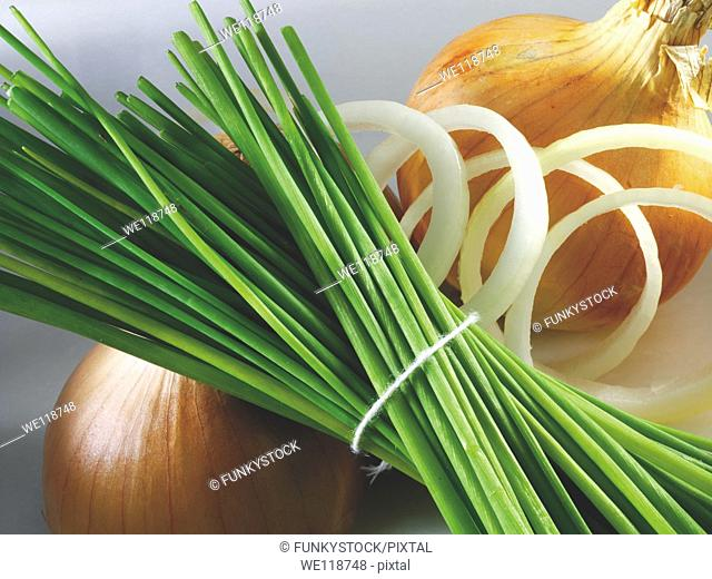 Fresh Chives & Onions