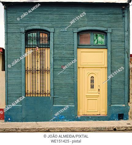 The typical architechture of Havana