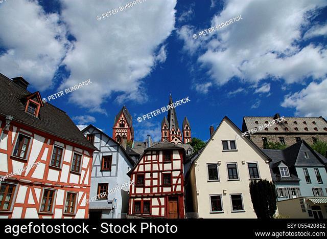 old town, limburg on the lahn