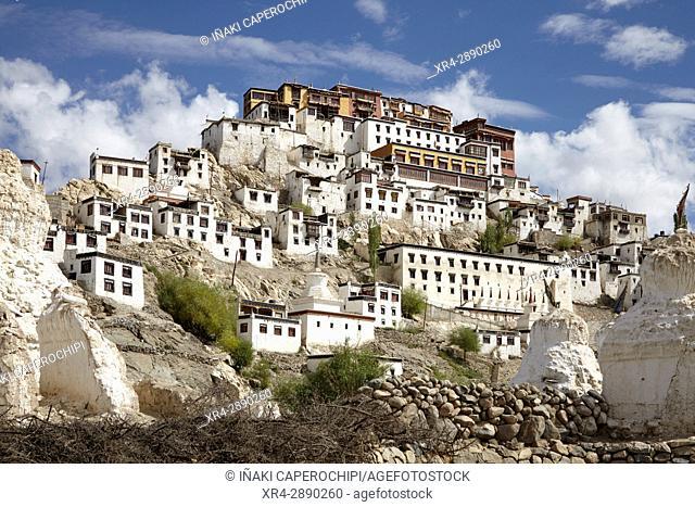 Thikse Gompa, Ladakh, India