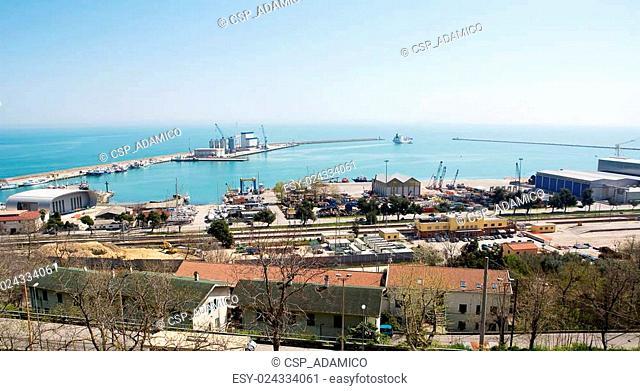 Port of Ortona
