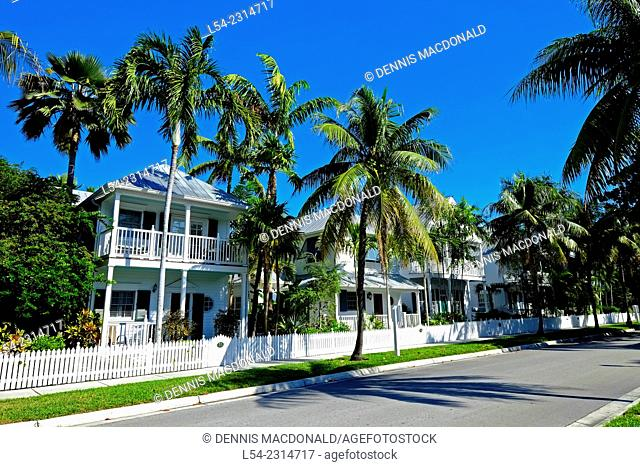 Key West Florida FL destination for Western Caribbean Cruise from Tampa