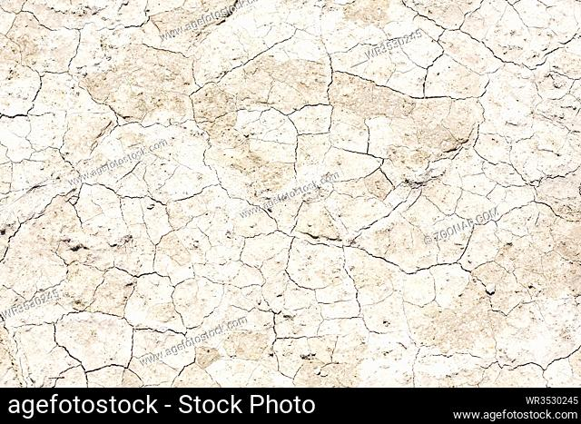 Ausgetrocknete Erde, Wassermangel