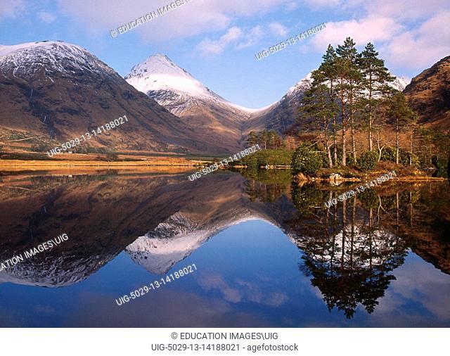 Glen Etive, Argyll