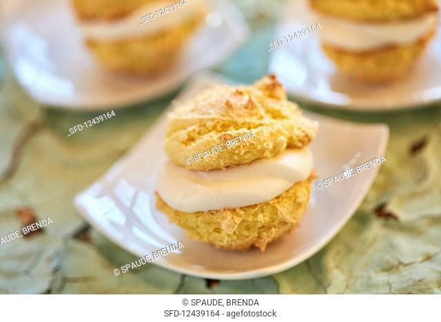 Lemon Ricotta Whoppy Pies