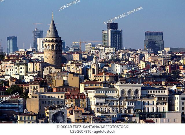 Beyoglu, Istanbul, Marmara, Turkey