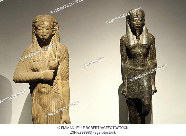 Egyptian museum, Turin, Italy, Europe