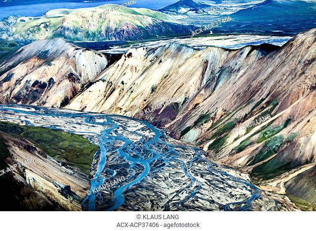 Landmannalaugar Valley, Iceland