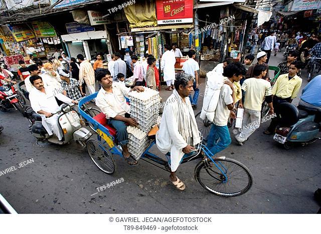 Bike Taxi in New Delhi