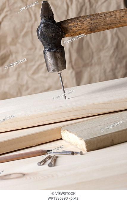 Hammer nails