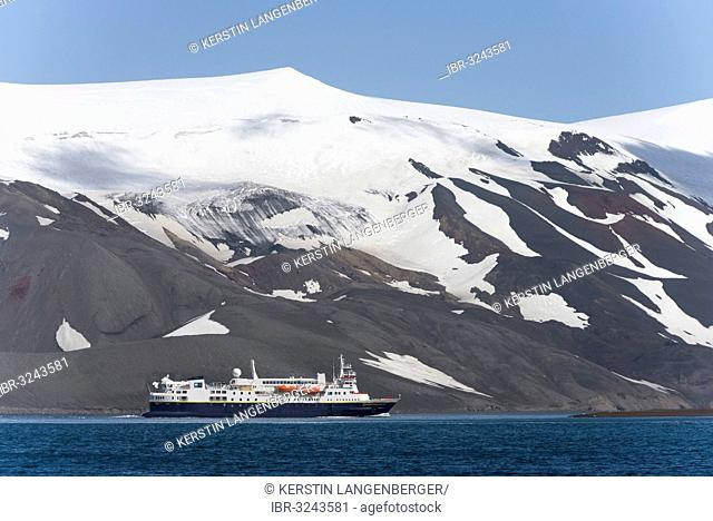 MS National Geographic Explorer, expedition cruise ship