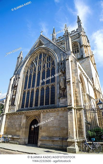 Merton College, Oxford, England, UK