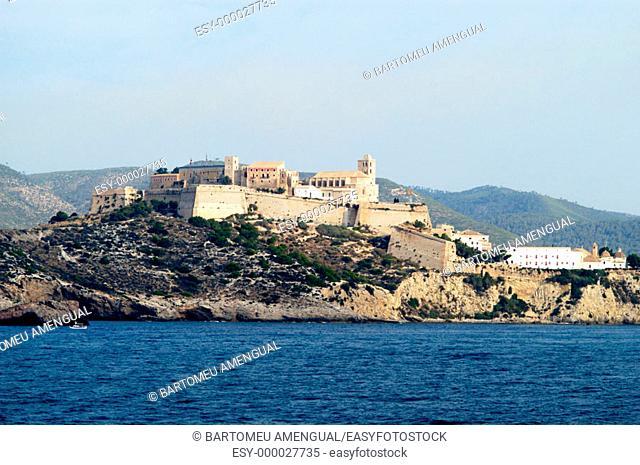 Ibiza, Eivissa, Balearic Islands. Spain