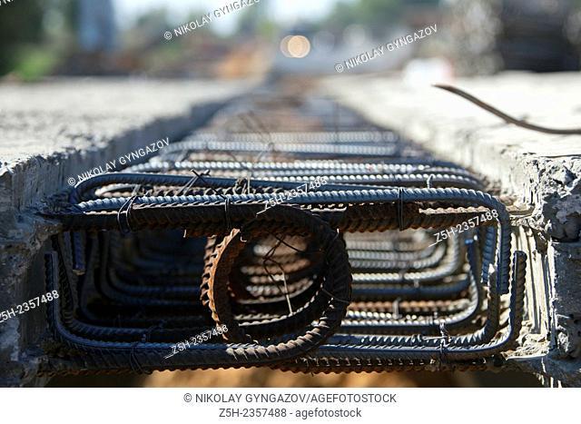 Construction and reconstruction of rural bridges in the Belgorod region