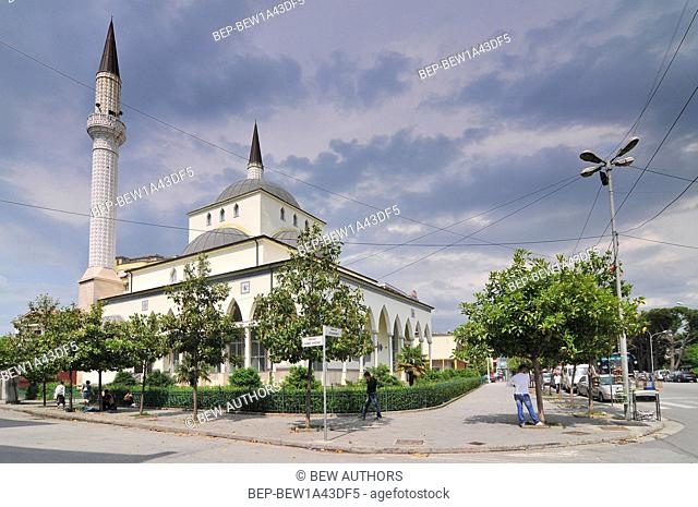 Mosque in Shkoder Albania